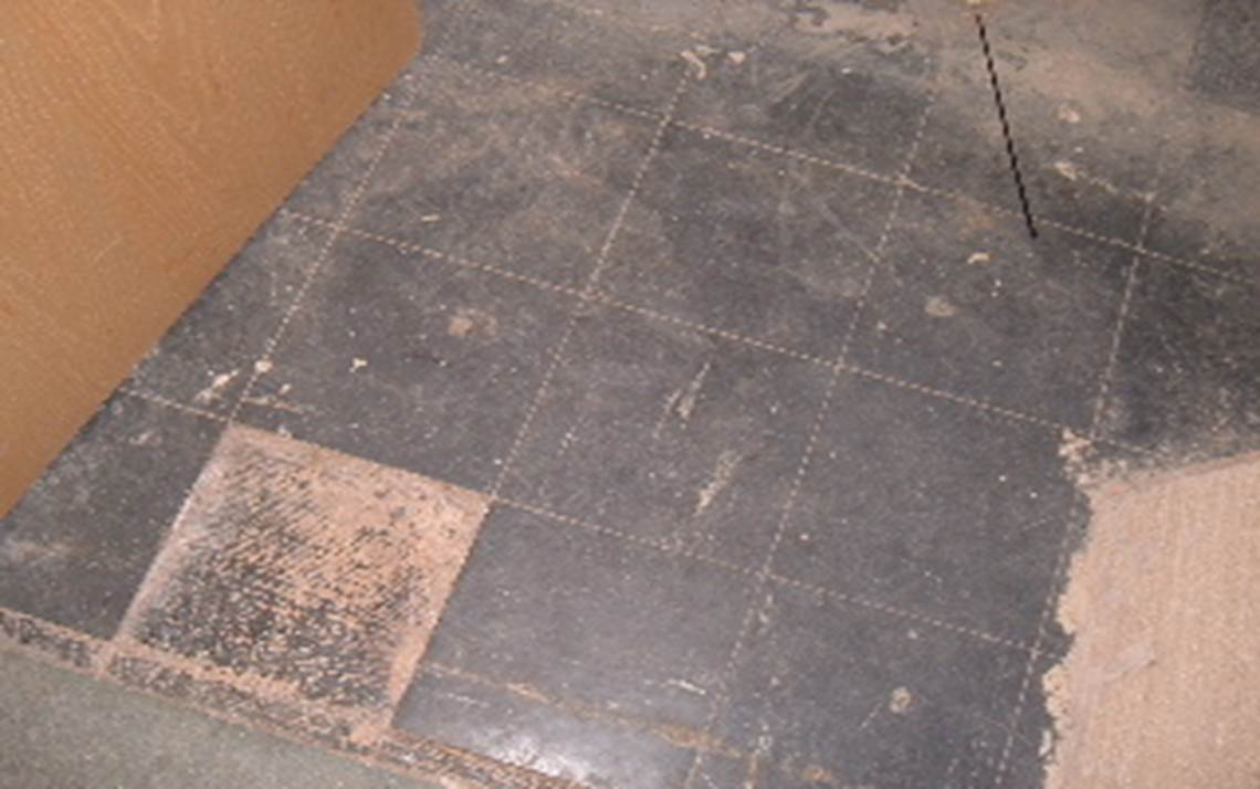 Floor Tiles Floor Tiles That Contain Asbestos Can Also Have Asbestos