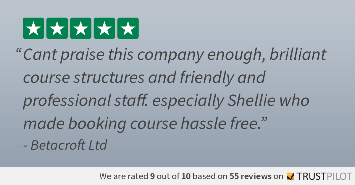 Trustpilot Review Betacroft Ltd grey